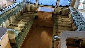 Caravan Seating Area - 6ft - Bailey Senator - Series 5 - 2005 - Replacements