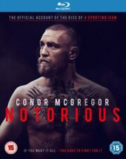 Conor McGregor Notorious Blu-Ray NEW BLU-RAY (8309642)