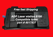 ADP Laser Station 6100 COMPATIBLE toner for part # 6017837 ***FREE SHIPPING***