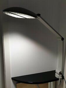 Schreibtischlampe Arbeitsplatzleuchte Designerlampe Waldmann Werkstatt OTE 209