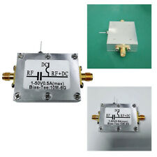 RF Biaser Bias Tee 10MHz-6GHz +case F HAM radio RTL SDR LNA Low Noise Amplifier