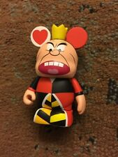 "Disney Vinylmation Park 3"" Inch - Alice in Wonderland Set 1 Queen of Hearts"