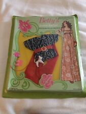 """Rare Barbie Clone Vintage Betty's Fashion Boutique 11-1/2"""" Fashion Doll Outfit"""