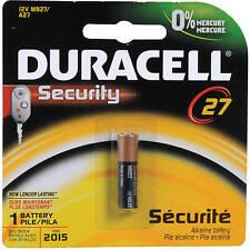 8 X DURACELL MN27 12V batteria 27A A27 GP27A E27A EL812