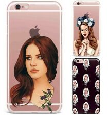 Fashion Sexy Singer Model Lana Del Rey case cover for Iphone 5 6 7 8 X  NEW 2018
