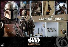 Hot Toys 1/6th Star Wars Episode The Mandalorian Mandalo Figure Full Set TMS007
