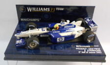 Coches de Fórmula 1 de automodelismo y aeromodelismo Williams escala 1:43 BMW