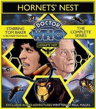 Doctor Who: Hornets' Nest: The Complete Series, Magrs, Paul, Good, Audio CD
