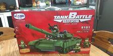 Building Blocks Brick Toy Military Battle Russia T90A Marine Hero Assembled Tank