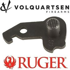 NEW VOLQUARTSEN Extended Safety Lever Black Blued Ruger MK II III Mark 2 3 22/45