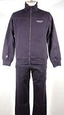 Tuta completo homewear zip uomo F.LLI CAMPAGNOLO a.9Q17641 T.46 c.M982 blu navy