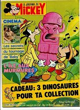 Le Journal De Mickey N° 1715 - mai 1985 -
