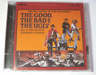 The Good The Bad And The Ugly - NEW CD (Sealed) Film Soundtrack  Ennio Morricone
