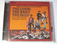 The Good The Bad And The Ugly - CD NEW & SEALED Film Soundtrack Ennio Morricone
