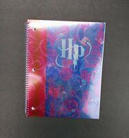 Harry Potter Spiral Notebook Vintage New Factory Sealed prismatic holographic