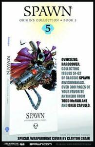 Spawn Origins by Todd McFarlane (2012, Hardcover)