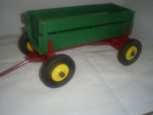 Peter-Mar Large Wooden Wagon