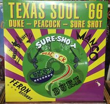 TEXAS SOUL '66 various artists VINYL LP mono RSD 2017 history of soul SEALED