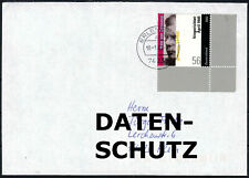 K1) FDC RARITÄT 2233 P Dohnanyi Probedruck Ersttagsbrief Attest Schleg BPP -.-€