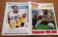 Album Figurine Calcio 2000 CAMPIONATO 1999-2000