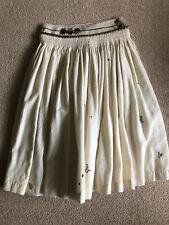 dries van noten Embroidered skirt