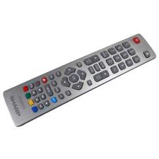 Remote Control SHARP Smart LED TV LC-40CFE6452E LC-49CFE6352E LC-50CFE5112E