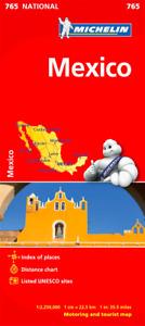 Mexico Michelin Map 765