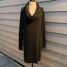 Anthropologie Michael Stars Off The Shoulder Tunic Dress Long Sleeve Sweater L