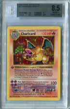 Charizard (Base Set 1st Ed Shadowless) - BGS NM-MINT+ 8.5 MTG *CCGHouse* Magic