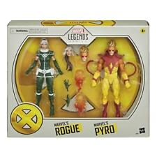 Hasbro Marvel Legends Series Rogue and Pyro Action Figures