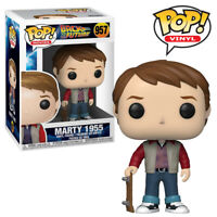 Marty McFly 1955 Back to the Future Official Funko Pop Vinyl Figure Collectables