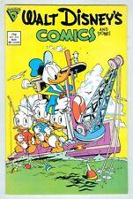 Walt Disney's Comics and Stories #512 November 1986 VF/NM Daan Jippes