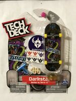 TECH DECK Ultra Rare Darkstar Series 10 Fingerboard Skateboard Snake . (1)