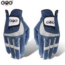 GOG Golf Gloves for men women Breathable Soft Fabric Microfiber Sports Glove