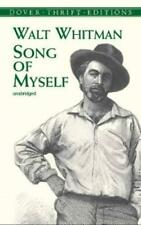 Song of Myself (Dover Thrift Editions) by Whitman, Walt | Paperback Book | 97804