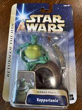 Star Wars Return of the Jedi Rappertunie Jabba's Palace Rotj Figure #08 2004 New