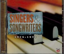 TIME-LIFE - SINGERS & SONGWRITERS - 1976-1977 - 24 SONGS - MINT 2 CD SET