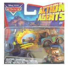 CRICCHETTO CARS 2 ACTION AGENTS DISNEY  MATTEL V3020