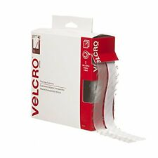 """VELCRO Brand - Sticky Back - 15' x 3/4"""" Tape - Clear"""