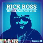 Rick Ross Maybach Music Grand Piano Loops Licks Chords Riffs WAV REX2 Reason MPC