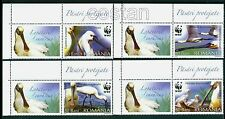 2006 Birds,Eurasian Spoonbill,Ibis Family,WWF,Danube,Romania,M.6134,TAB/H/TL,MNH