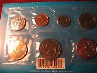 1999 Canada Nunavut $2 Mint  Proof Like Set.