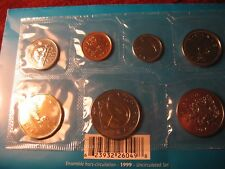 1999 Canada Nunavut $2 Mint Coin.