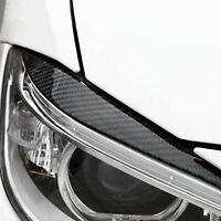 Copri palpebra per sopracciglia in fibra di carbonio morbida per BMW 3 13-19 F30