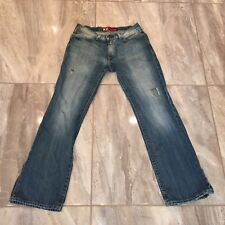 Express MENS 31 X 32 JEANS Distressed