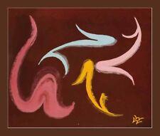Moderne Kunst 1920 William Wauer 1866 - 1962 gut verzeichneter Maler x 65-0312xx