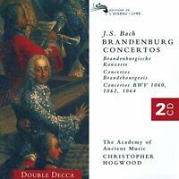 ohann Sebastian Bach - Bach: Brandenburg Concertos 1-6 [CD]
