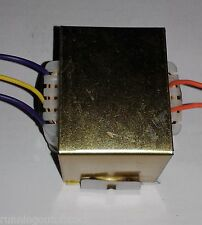 12 - 0 - 12 Transformer - 3 AMP, centre tapped step down transformer