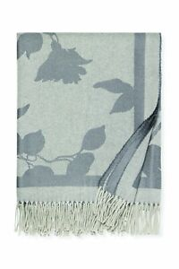 NEW SFERRA Floreale Decorative Throw SFERRA Blanket