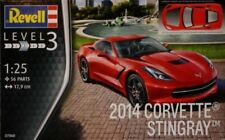 Revell 7060 1:25th escala 2014 Corvette Stingray C7 con Pre Pintado Shell